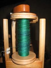 Green Tussah