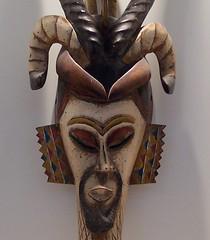 Africa Museum Exhibit