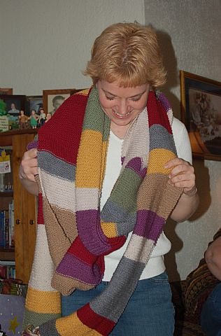 Ravelry Doctor Who Scarf Season 1617shada Pattern By Chris Brimelow