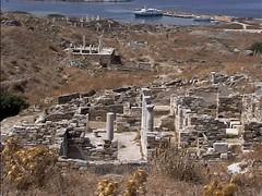 Mykonos Greece - Aug 2003 0024 (Ace Starry) Tags: ancientgreece delos
