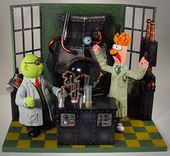 Weird Science (Jadydangel) Tags: lyrics song muppets 80s dannyelfman oingoboingo weirdscience notexplored jadydangel popcultureclub bunsenandbeaker labplayset allimagescopyrightjadydangel20022008 pleasedonotuseorduplicatephotosunlessauthorizedbyowner musicalnotions