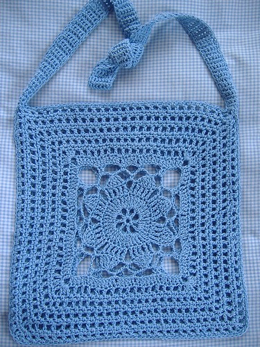 lace swap bag