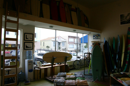 Mollusk Surf Shop, SF by Dan Chamberlain