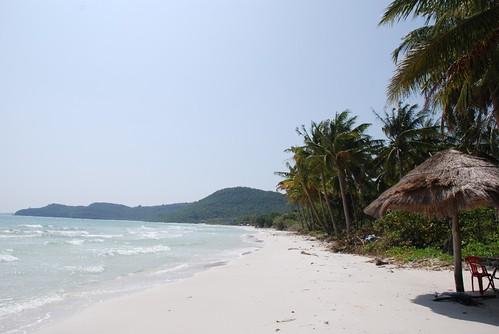 Bai Sao beach - Phu Quoc