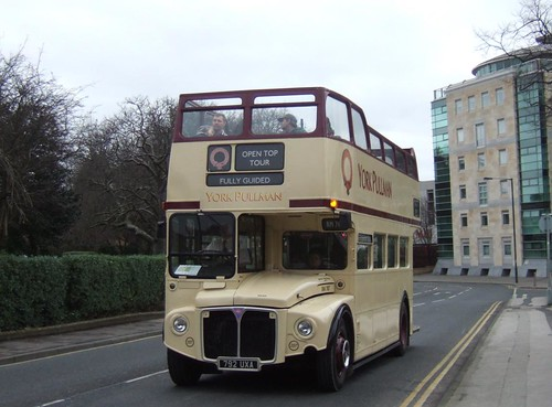 York Pullman Routemaster - Pic by Carl Spencer