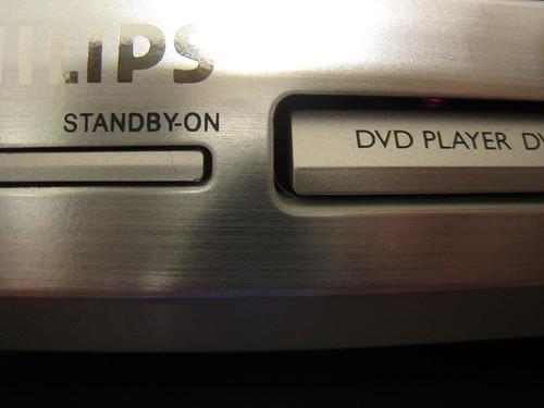 dvd phillips player standby apb365