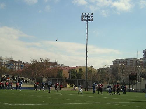 Balón en el aire