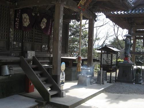Shikoku pilgrimage(10 Kirihataji Temple,切幡寺)