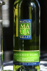 Matua Valley Sauvignon Blanc 2006