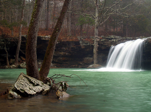 Another view of Falling Water Falls