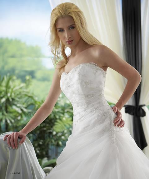 Vestidos de novia baratos-965C