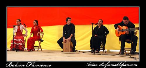 Balcón Flamenco, Feria de la Tapa 2008-Melilla