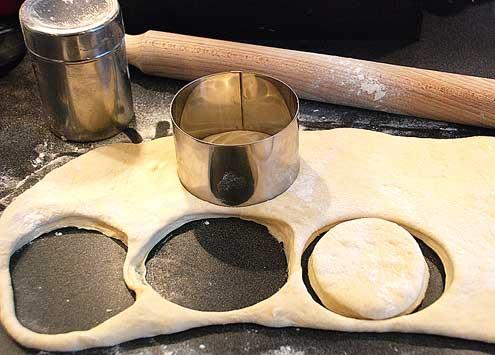 Cider Vinegar Muffins