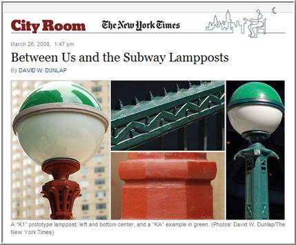 lamppost designs