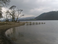 Crummock Water (Houshams) Tags: park bridge lake holiday water birds animal animals district lion cumbria rhino western derwentwater keswick coniston wastwater ambleside windermere buttermere crummock ashness
