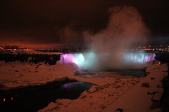 Niagara Falls (mandrake68) Tags: winter night niagara falls