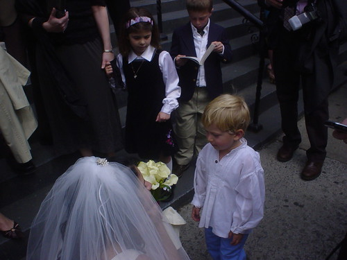 Bride, Children