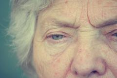 gm (federicoq) Tags: eye face grandmother oldwoman peel occhio nonna anziani faccia rughe