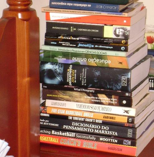 Livros!