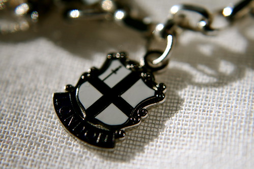 Charm Bracelet: City of London Shield