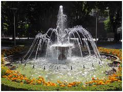 Viseu. (abac077) Tags: viseu jeudeau jetdeau eau water portugal 2016