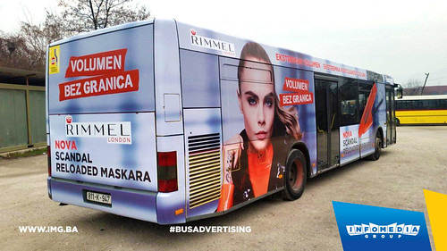 Info Media Group - Rimmel, BUS Outdoor Advertising, 12-2016 (4)