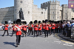 Changing of the Guard procession