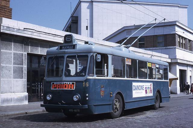 Les trolleybus du Havre - Page 4 5736431547_57866b7358_z