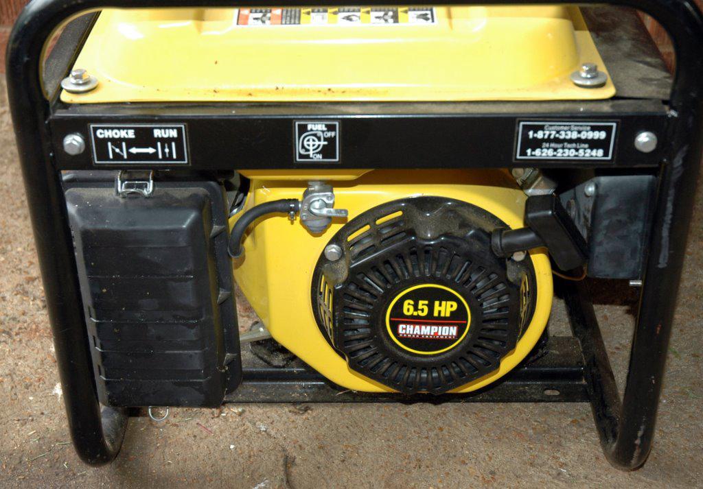 Champion Generator Carb Tear-Down Walk-Through (56k-killer