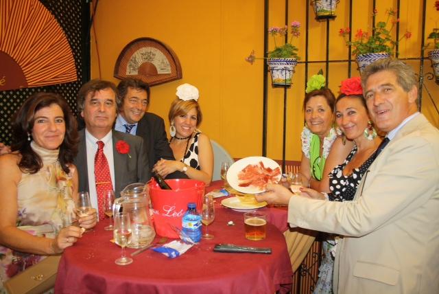 Feria de Sevilla 2011