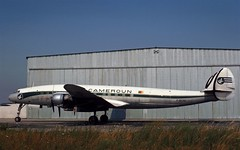 Air Cameroon, F-BGNI, Lockheed L.1049G(F), cn 4518, Nimes, circa 1970, via Jacques Guillem (AlainDurand) Tags: airports airlines lockheed airliners aircrafts superconstellation fni l1049 lockheedsuperconstellation l1049g lockheedl1049g nimesgarons fbgni airlinesoftheworld propeliners aircameroun airlinesofafrica cn4518 jzacquesguillem