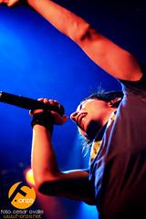 NX-Zero (Csar Ovalle) Tags: show brazil rock cantor live band concerto curitiba singer pr aovivo cwb csarovalle nxzero fonzefotografia diferrero estdiococacola