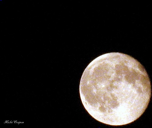 A la lune