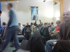 Gathering at the Bishopbriggs Community Church