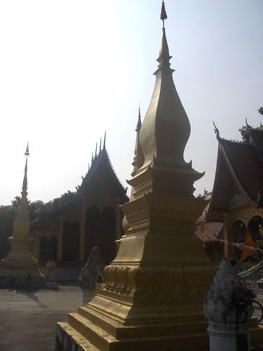 A Luang Prabang Wat