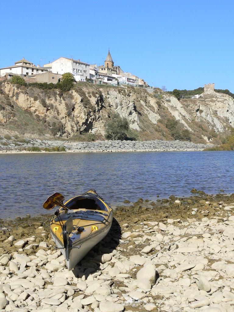 Río Aragón con el Arga en Otoño 002
