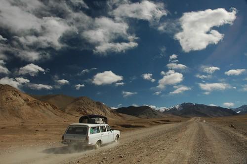 Road Trip, Pamir Style in Tajikistan