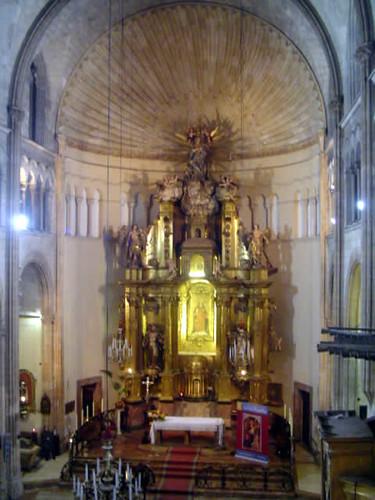 Retablo gótico de san Nicolás