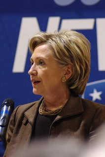 From flickr.com/photos/37996583933@N01/2115690248/: Hillary Clinton
