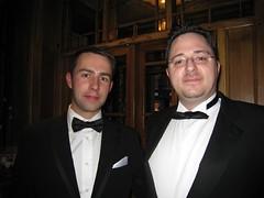 Evans and Mr. Savvas (seen_it_) Tags: wedding 1930s blacktie knutsford