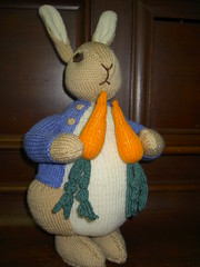 Knitting Pattern For Peter Rabbit Jumper : Ravelry: Peter Rabbit pattern by Alan Dart