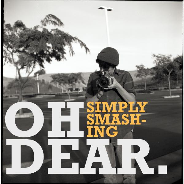 smash it.