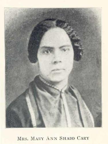 Mary Ann Shadd Card, Lawyer, Journalist, Educator