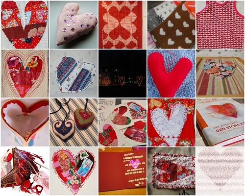 My heart - love mosaic by iHanna