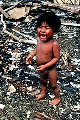 Curumim (Bacellar) Tags: child indian criança indio guarani indigena cryng