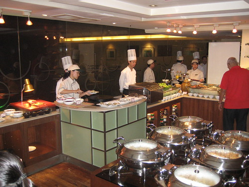Around the World Buffet at Resto 5