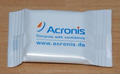 Acronis sweet