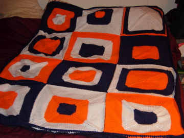 stepson's blanket
