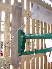 Mounting a Wall Mounted Clothesline