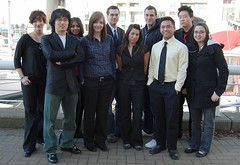 Vancouver Film School 'Entertainment Business Management' Graduating Class